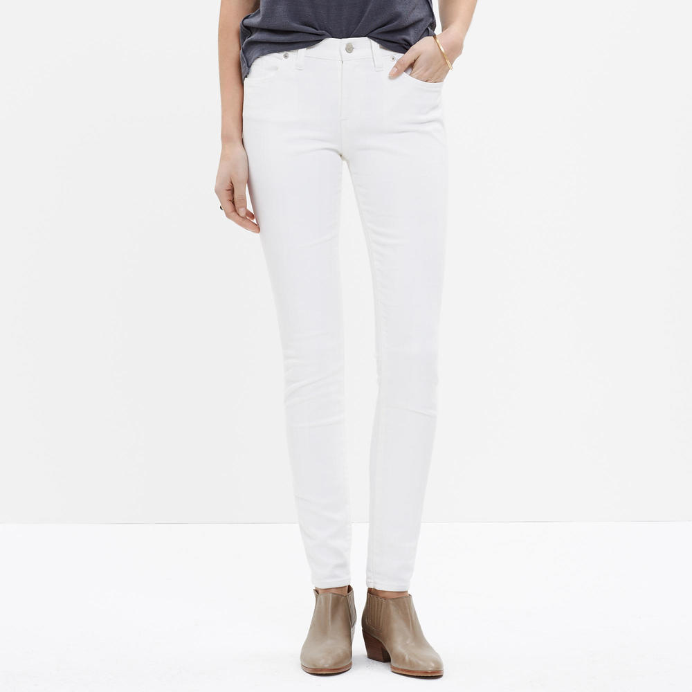 Skinny Skinny Jeans. Madewell. $115. Take an additional 30% off with code: TODOLIST.