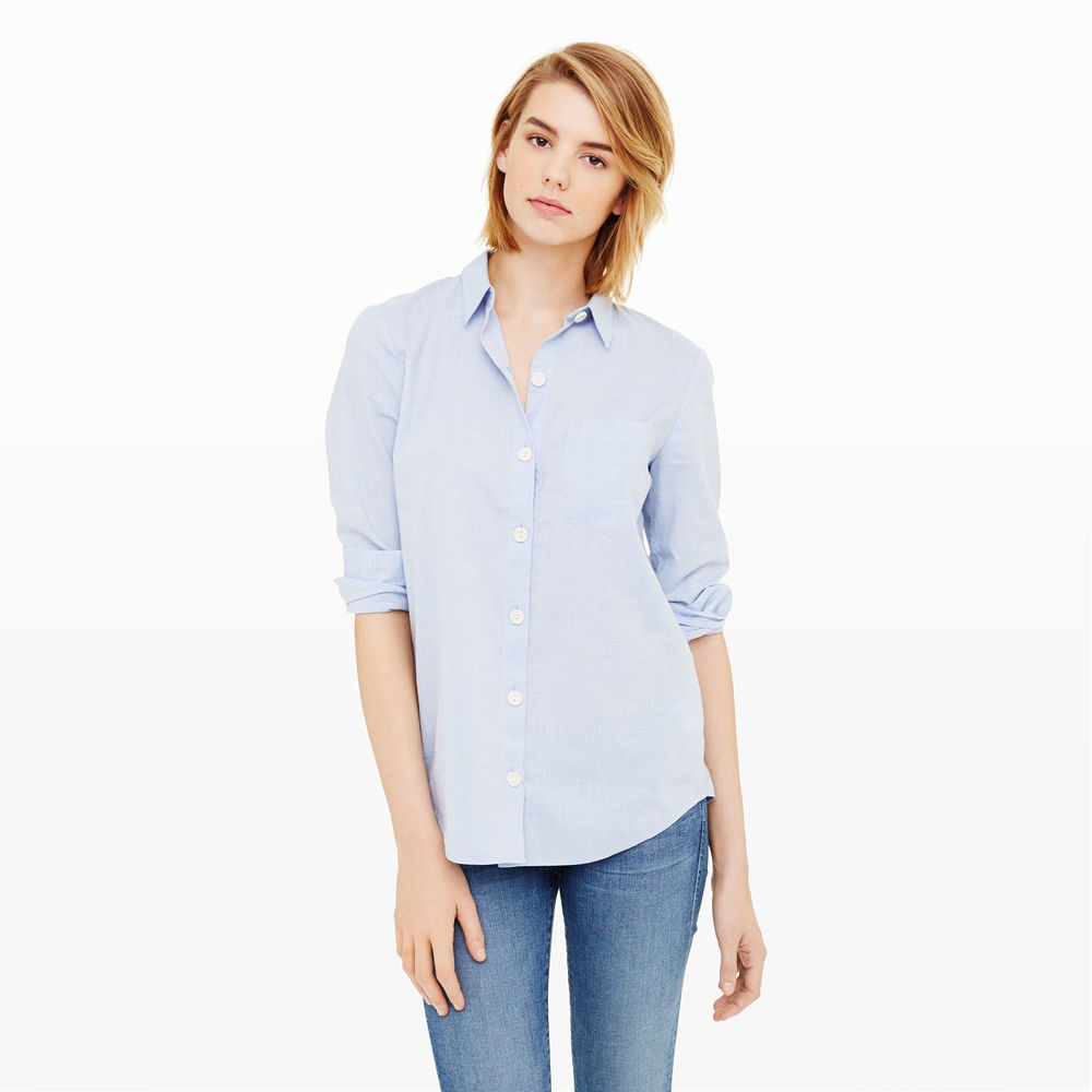 Marikate Cotton Shirt. Club Monaco. $189.