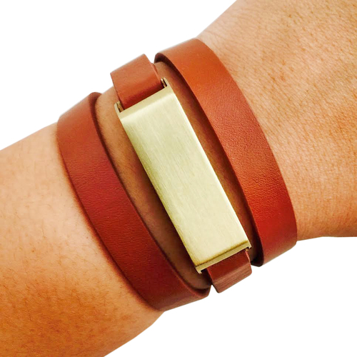 The Kate. Available in multiple colors. Compatible with Fitbit. Funktional Wearables.$36.