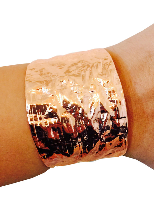 The Celine in copper. Compatible with the Fitbit Flex. Funktional Wearables. Was: $42 Now: $32.