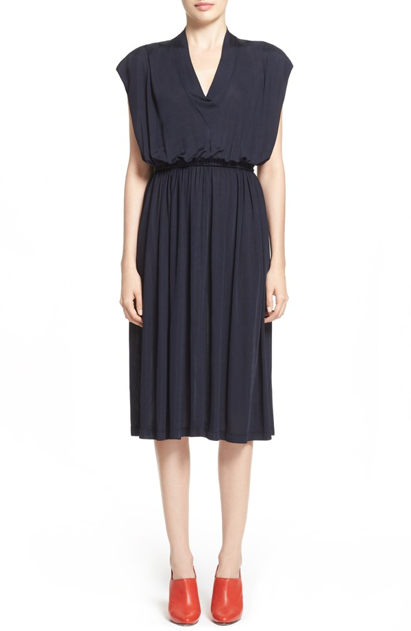 Rachel Comey Afton Sleeveless Midi Dress. Nordstrom. $425.