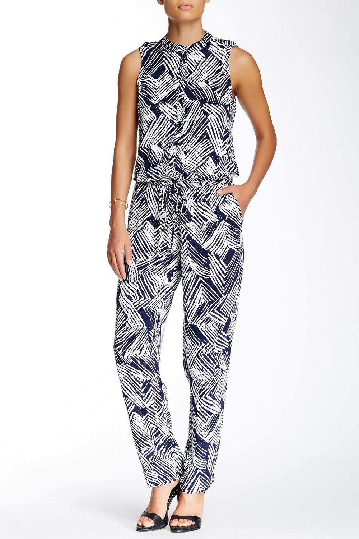 Trina Turk Sleeveless Zandra Jumpsuit. Nordstrom Rack. Was: $288 Now: $99.