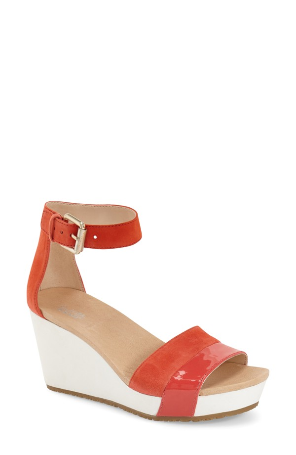 Original Collection 'Warner' Wedge Sandal. Available in multiple colors. Nordstrom. $109.