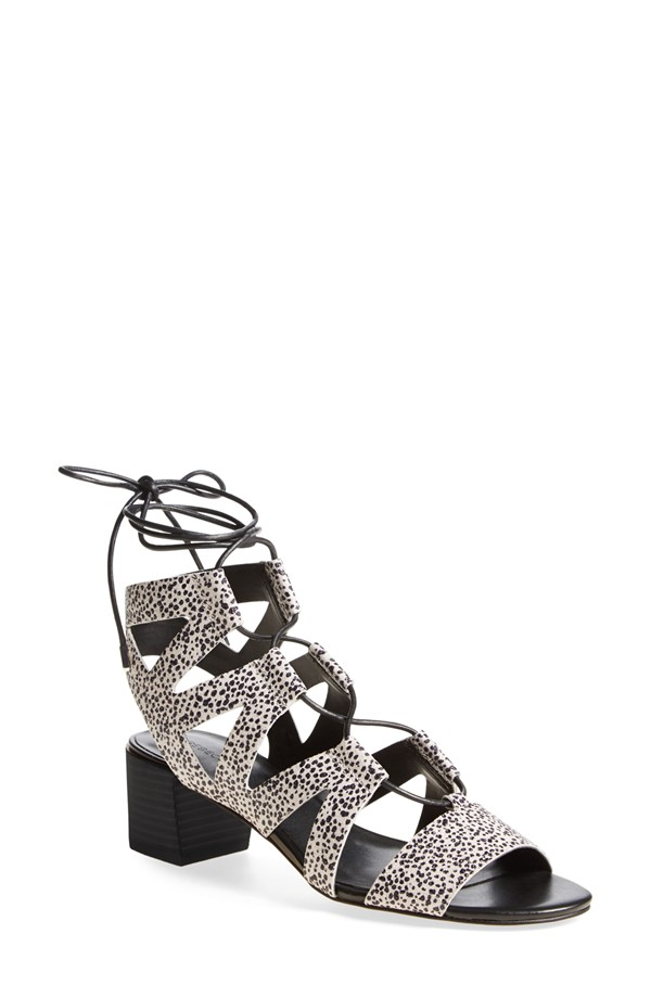 Rebecca Minkoff Issa Lace Up Sandal. Nordstrom. $194.