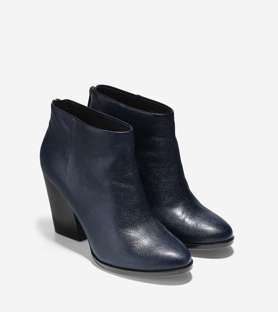 Cole Haan Dey Booties. (Blue) Available in multiple colors. Cole Haan. Was: $278 Now: $139.