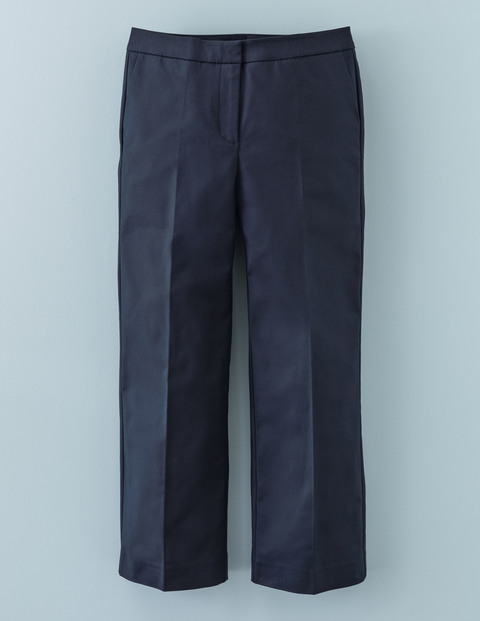 Richmond Wide Leg Crop Pant. I vote for navy! Boden. Was: $88 Now: $78.