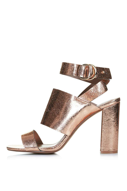 MONICA Block Heel Sandal. Topshop. $48.