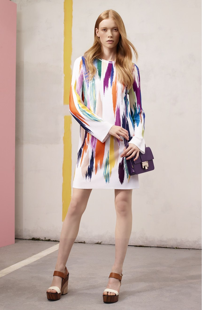 Missoni Abstract Intarsia Knit Dress. Nordstrom. $2,465.