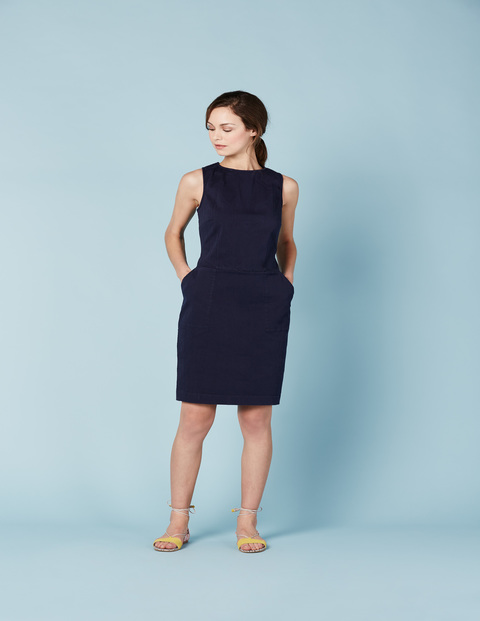Petite Chino Tunic Dress. Available in multiple colors. Boden. $78.