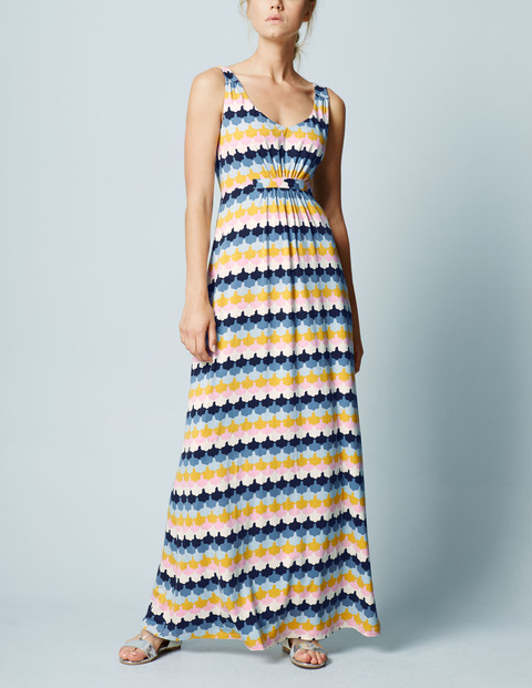 Petite Jersey Maxi Dress. Available in multiple prints. Boden. $148.