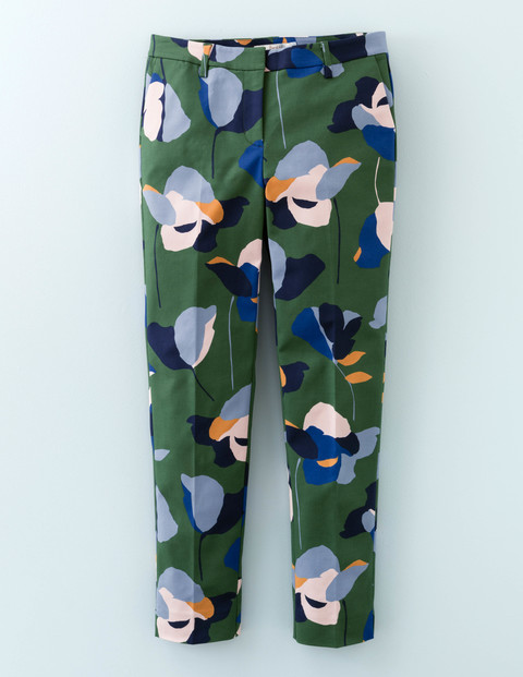 Petite Richmond 7/8 Pant. Available in multiple colors, prints. Boden. $88.