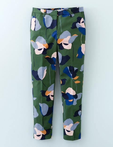 Petite Richmond 7/8 Pant. Available in multiple colors, prints. Boden. $88.
