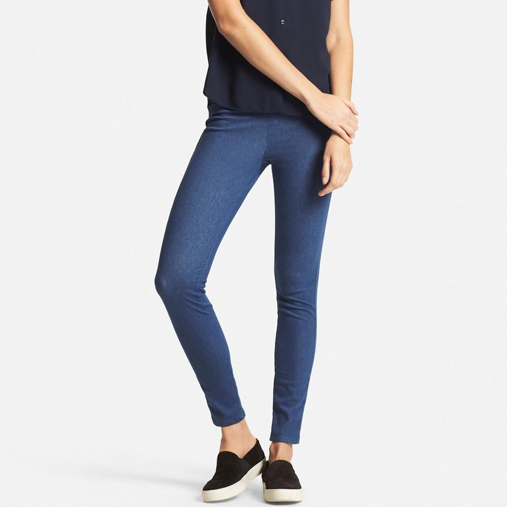 Women's Leggings Pants. Available in a zillion colors. Uniqlo. Was: $29 Now: $19. Get them before they are gone!