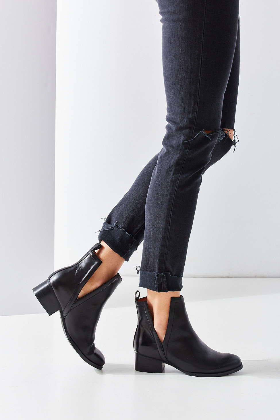 Jeffrey Campbell Oriley Cutout Ankle Boot. Urban Outfitters. $195.