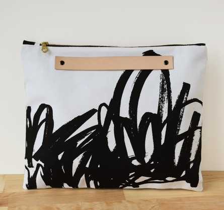 Tangled Oversized Clutch. Velouria. $74.