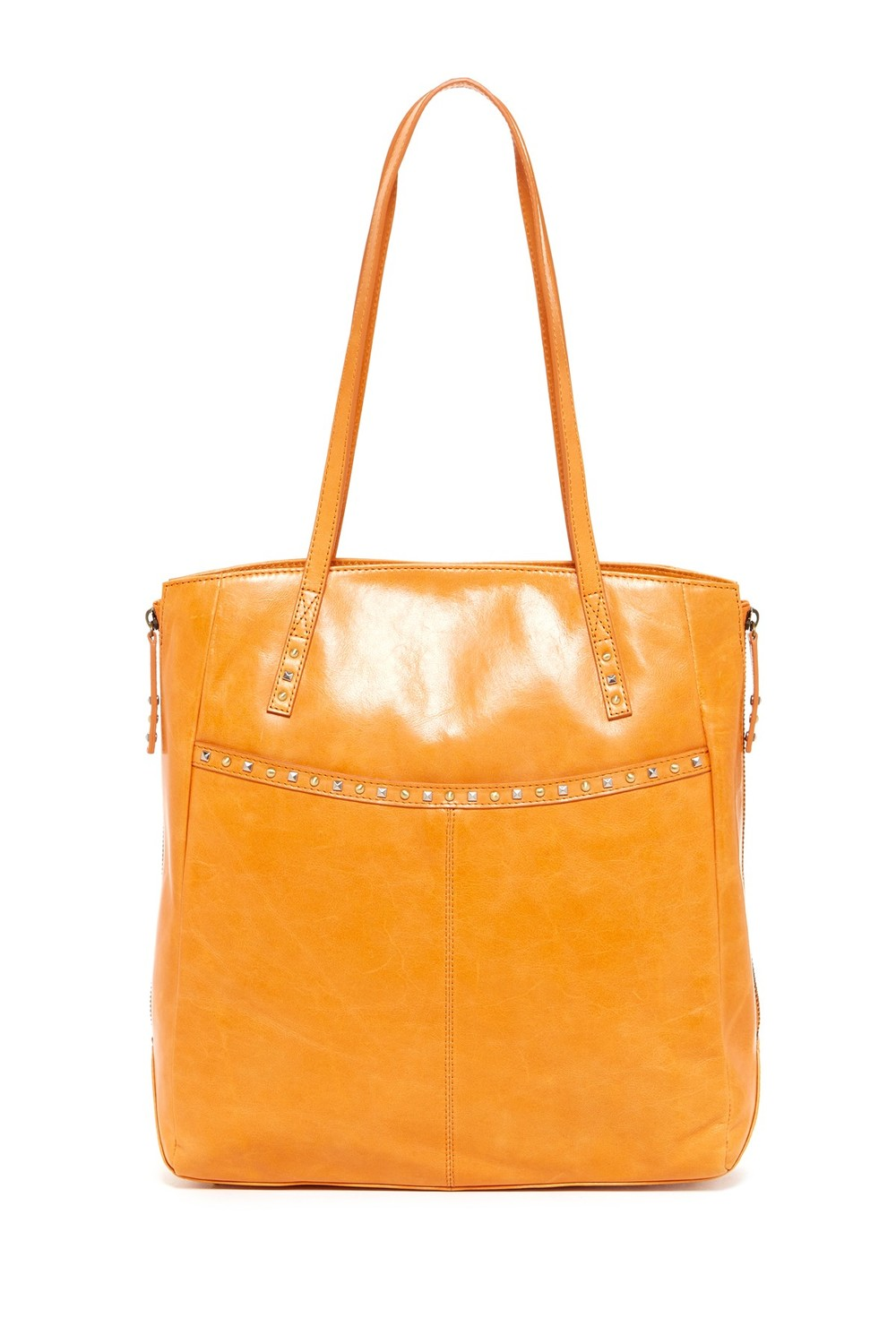 Hobo Sloan Leather Tote (Tangerine!). Nordstrom Rack. Was: $298 Now: $149.