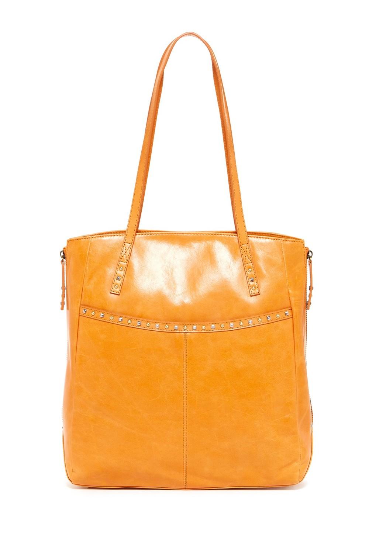 Hobo Sloan Leather Tote (Tangerine!). Nordstrom Rack. Was: $298 Now: $149.