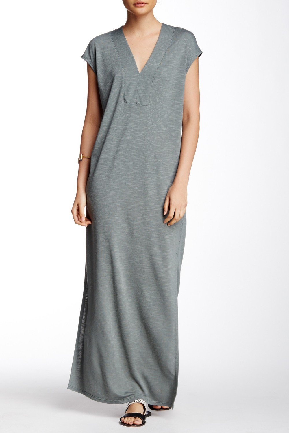 Lanston Caftan Maxi Dress. Nordstrom Rack. Was: $150 Now: $49.