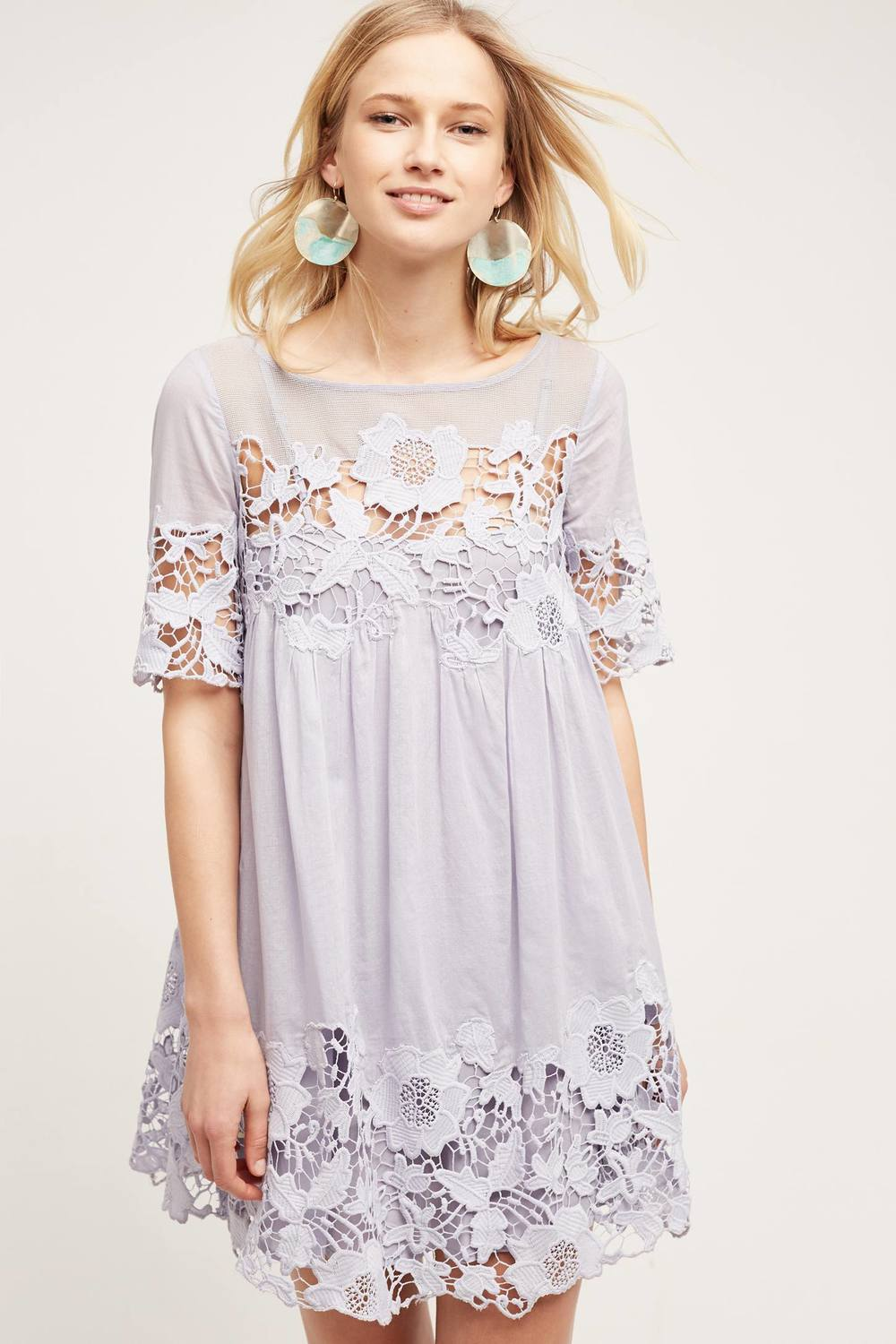 Magnolia Lace Dress. Anthropologie. $168.
