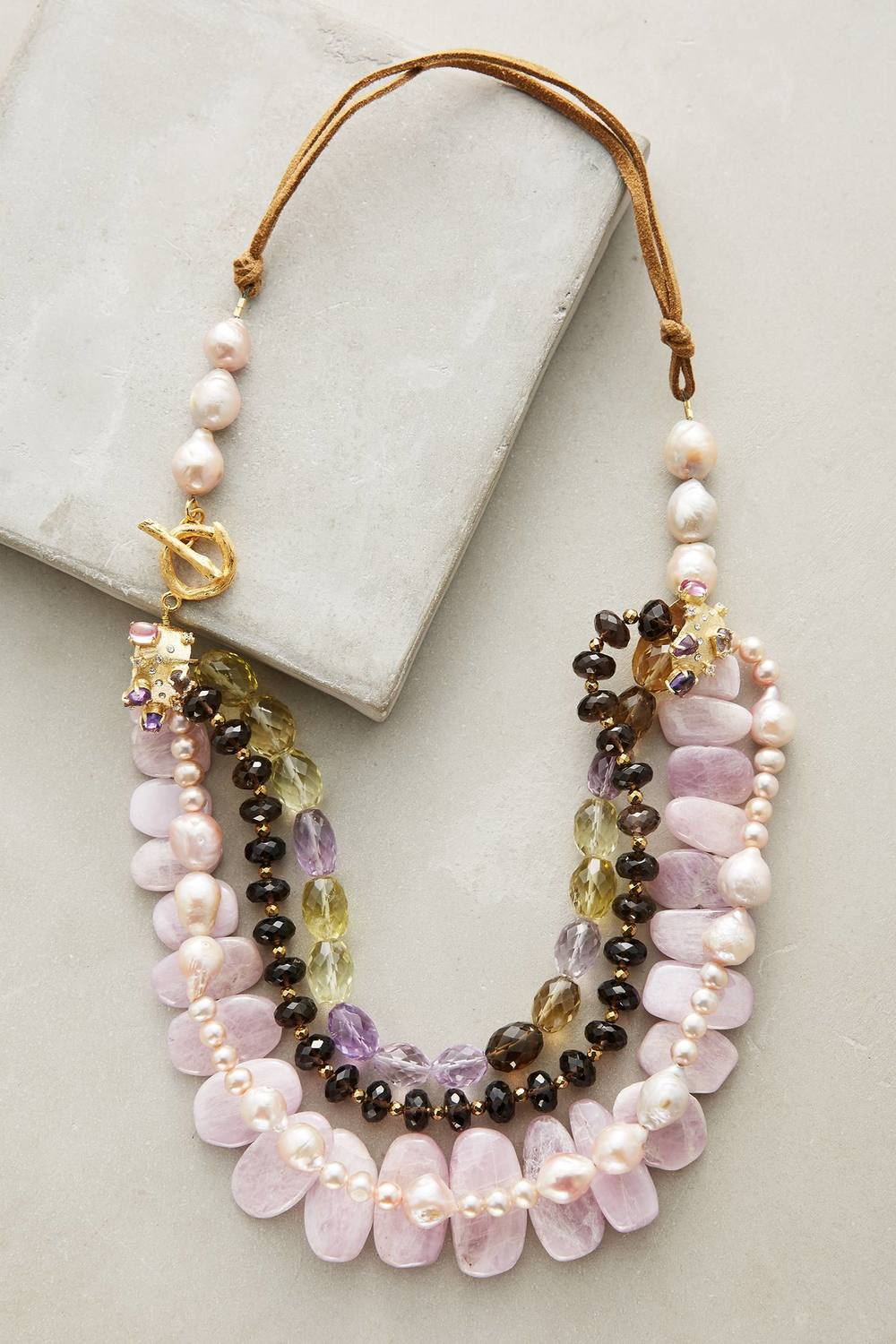 Vezzoso Necklace. Anthropologie. $348.