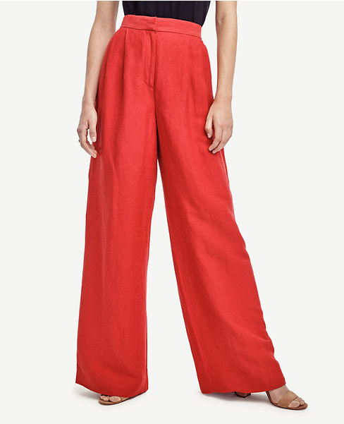 Fluid Pants. Available in two colors. Ann Taylor. $119.