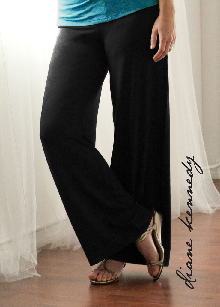 Serene Pant. Diane Kennedy. $129.(Organic Cotton and Bamboo)