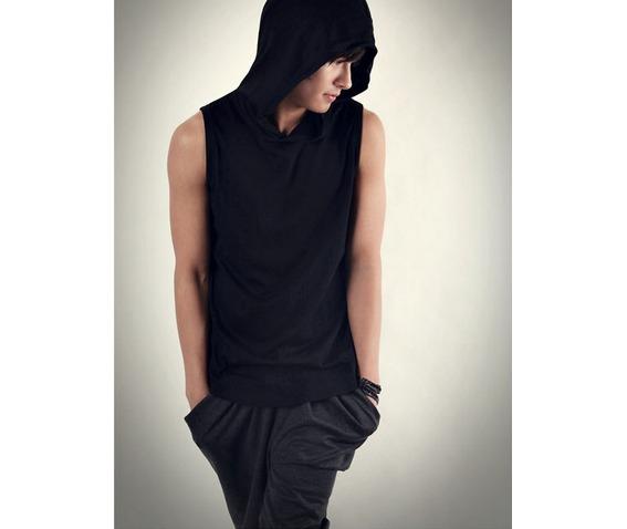 Hooded Casual Vest Tee. Rebels Market. $14.