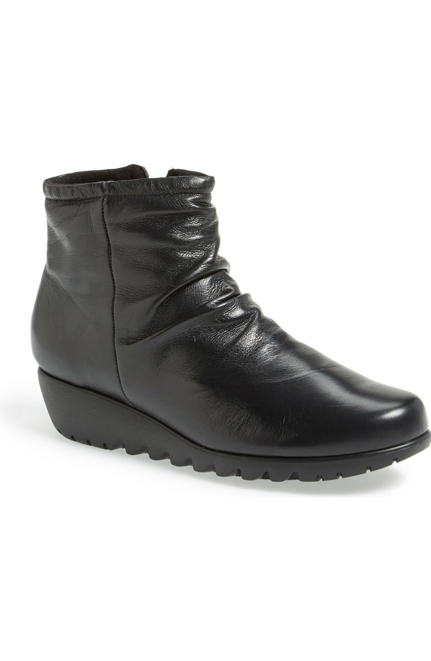 Munro Riley Ankle Boot. Nordstrom. $224. (Available up to size 12ww).