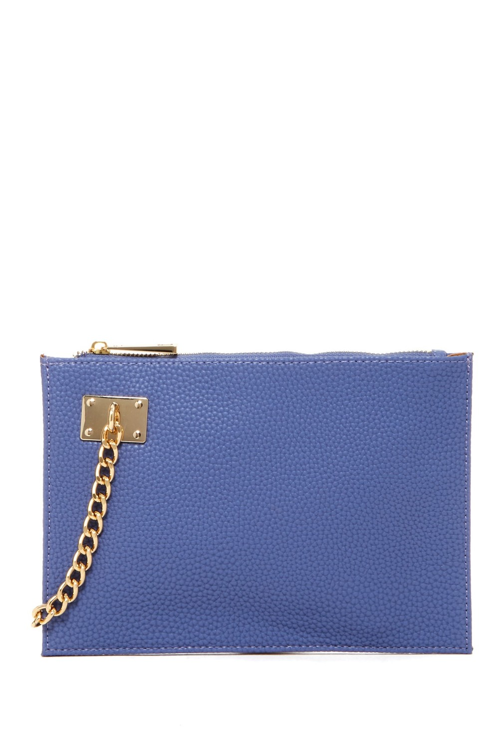 SR Squared by Sondra Roberts Pebbled Wristlet. Available in multiple colors. Nordstrom Rack. Was: $30 Now: $18.