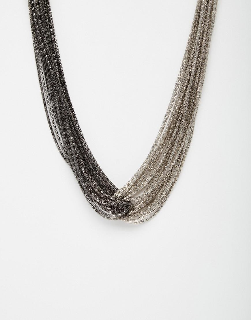 Coast Kaci Knot Necklace. ASOS. $47.
