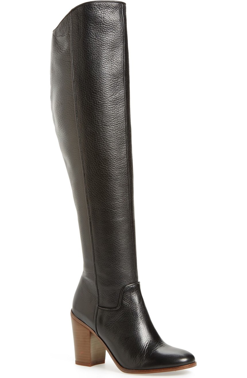 SARTO By Franco Sarto     'Faye' Over the Knee Boot. Nordstrom. Available in three colors. Now: $159 Will be: $268.
