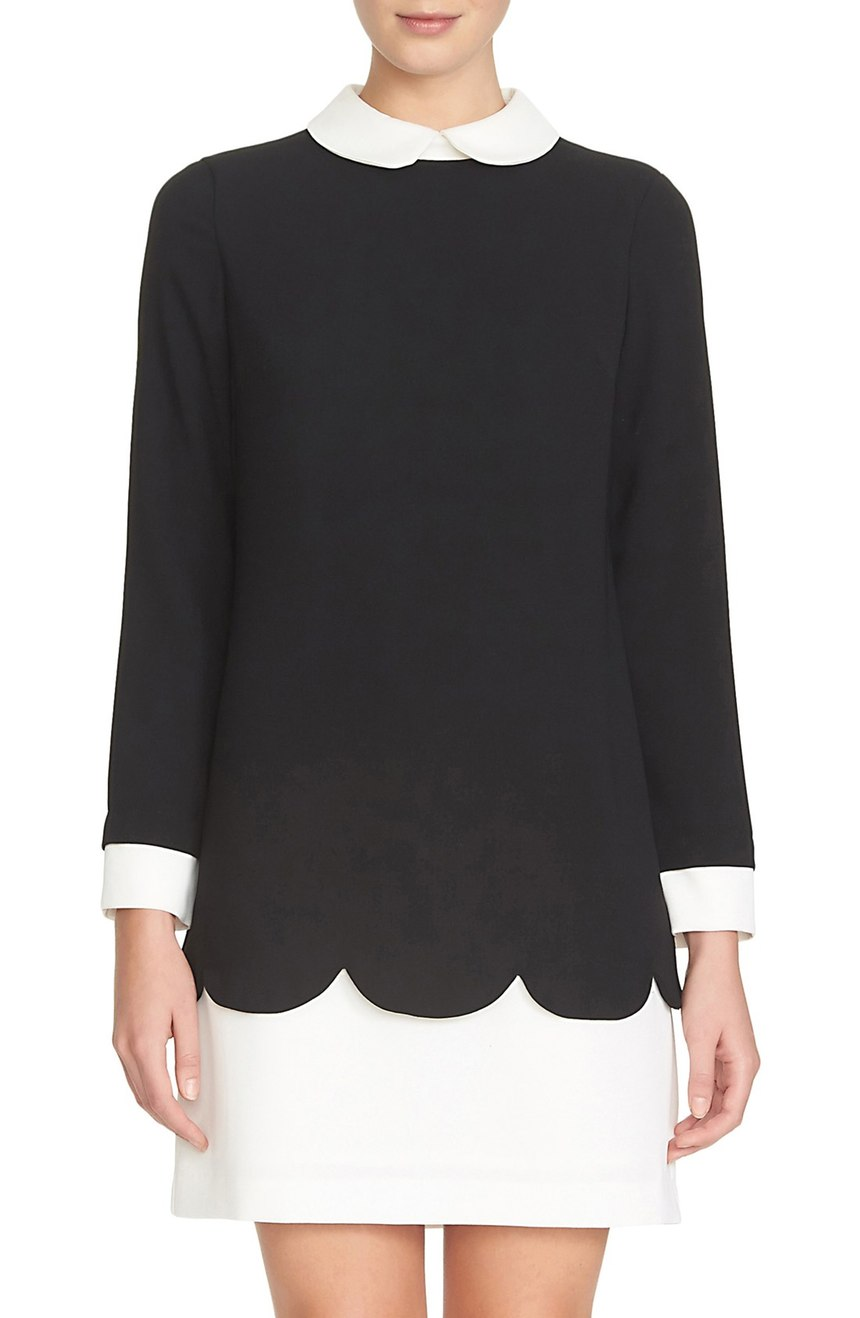 CeCe  by Cynthia Steffe 'Jada' Collared Shift Dress (Regular & Petite). Nordstrom. Now: $98. Will be: $148.