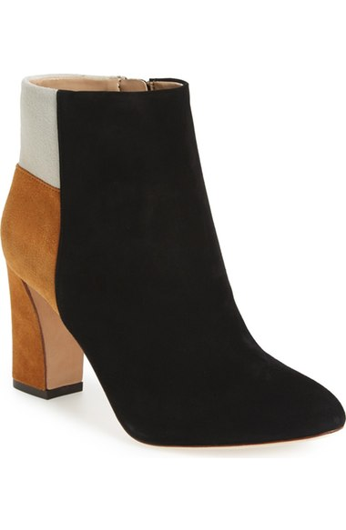 BCBGMAXAZRIA  'Blyss' Bootie. Multiple colors available. Nordstrom. Now: $216 Will be: $324.