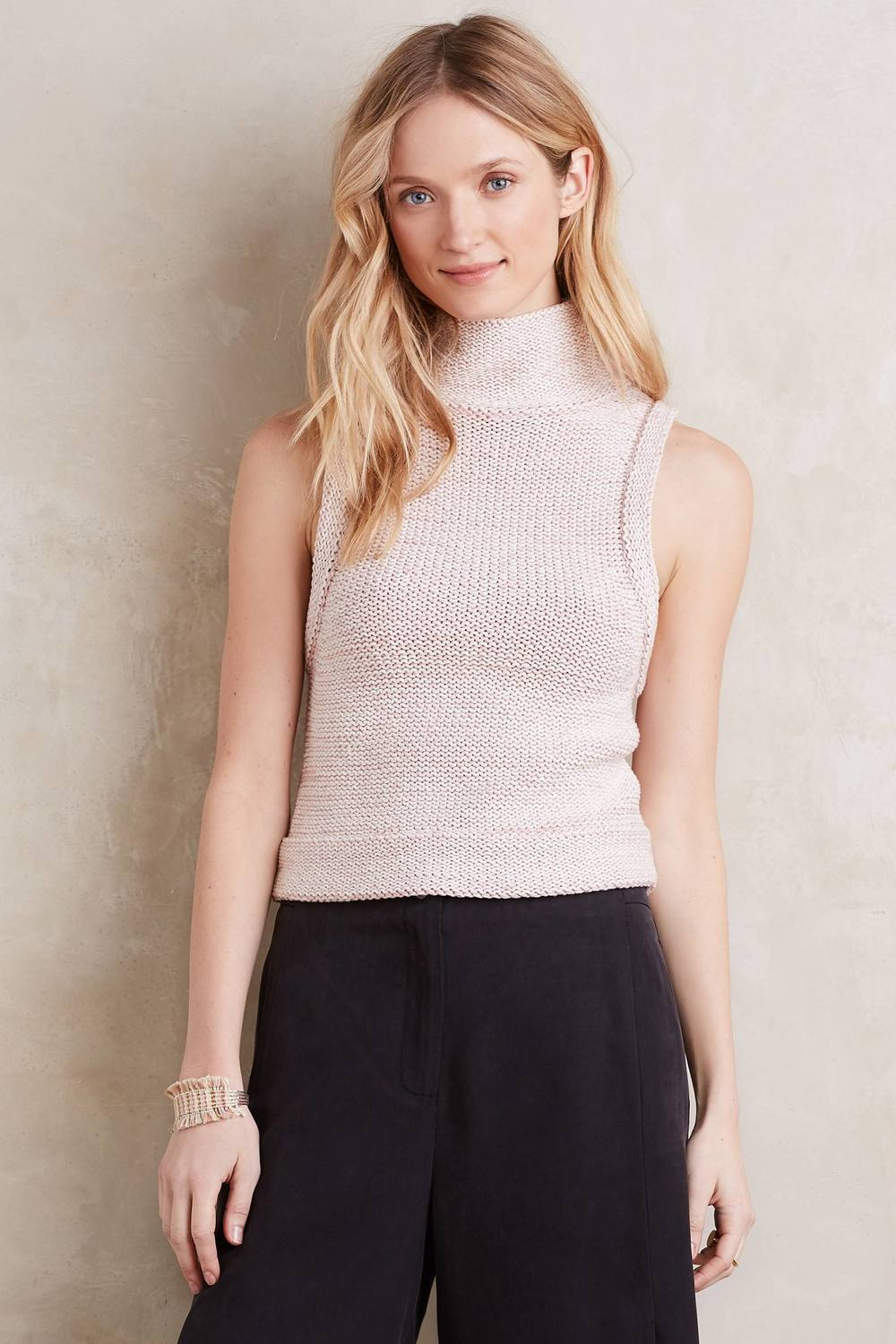 Turtleneck Midi Tank. Anthropologie. $89.