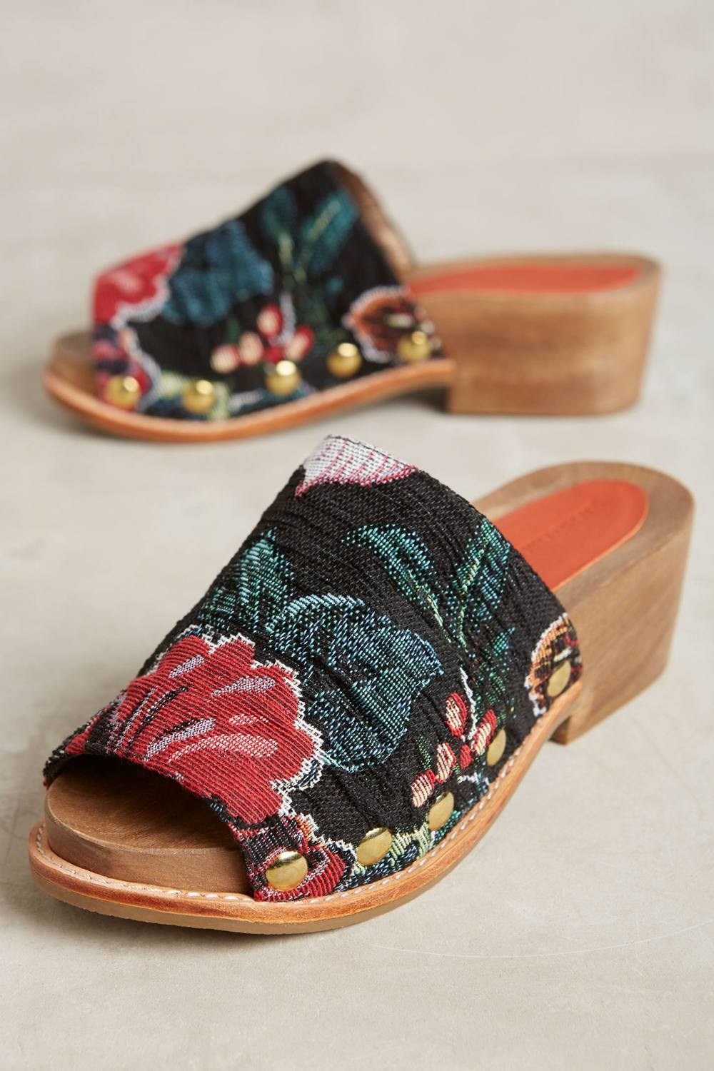 Rachel Comey Dover Clogs. Available in two colors. Anthropologie. $426.