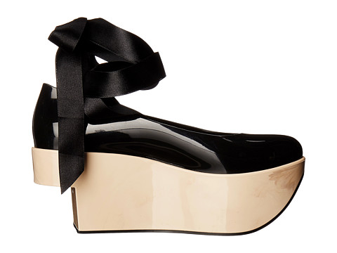 Vivienne Westwood Anglomania + Melissa Rocking Horse. Available in black, red. Zappos. $230.