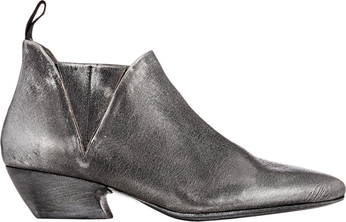 MARSÈLL Point-Toe Chelsea Boots. Barneys Warehouse. Was: $849. Now: $349.