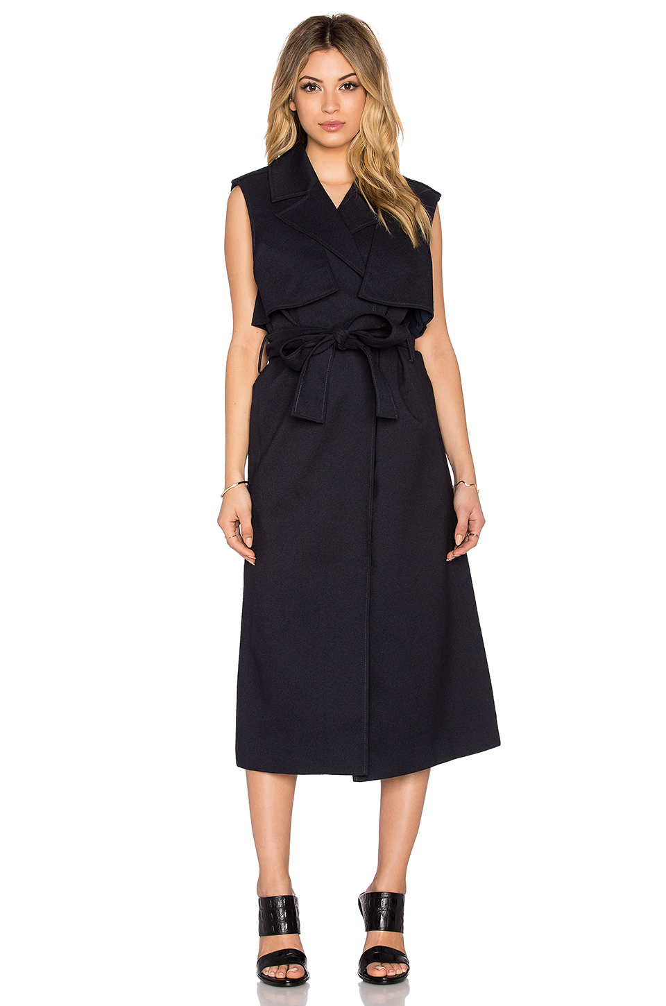 Finders Keepers Get Up Vest Dress. Revolve Clothing. Was: $200. Now: $76.