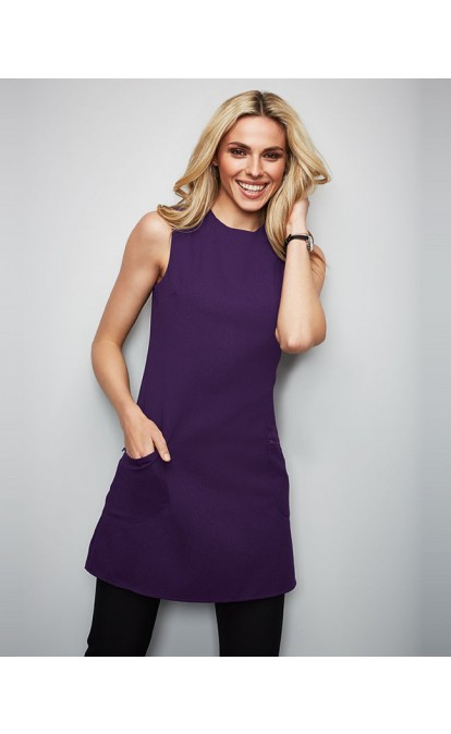 Sleeveless Tunic. Available in 4 colors including orange and purple! Simon Jersey. $43.