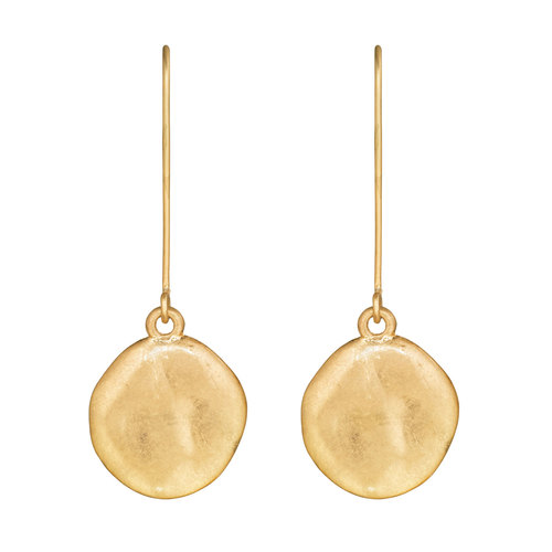 Paillette Single Drop Earrings. Chloe + Isabel. $24.