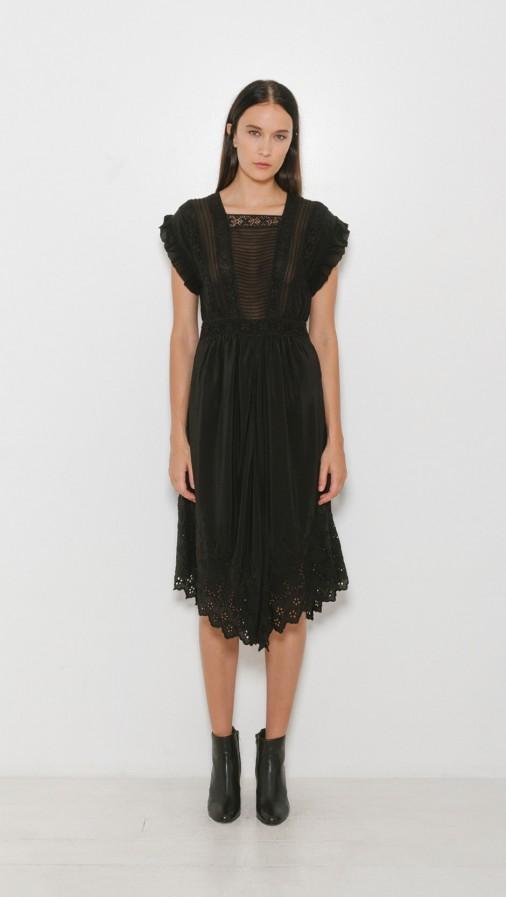 Ulla Johnson Genevieve Dress. The Dreslyn. $656.