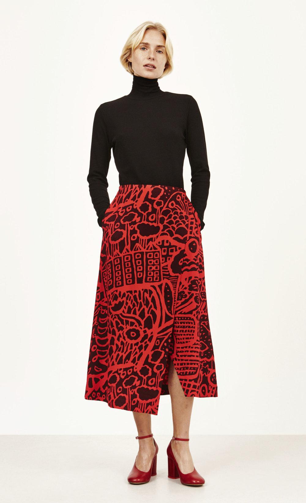 Musca skirt. Marimekko. $395.