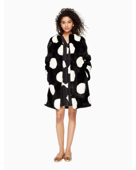 Kate Spade Polka Dot Fur Coat. Kate Spade. $848. Additional 30% off with code: SPRINKLES.