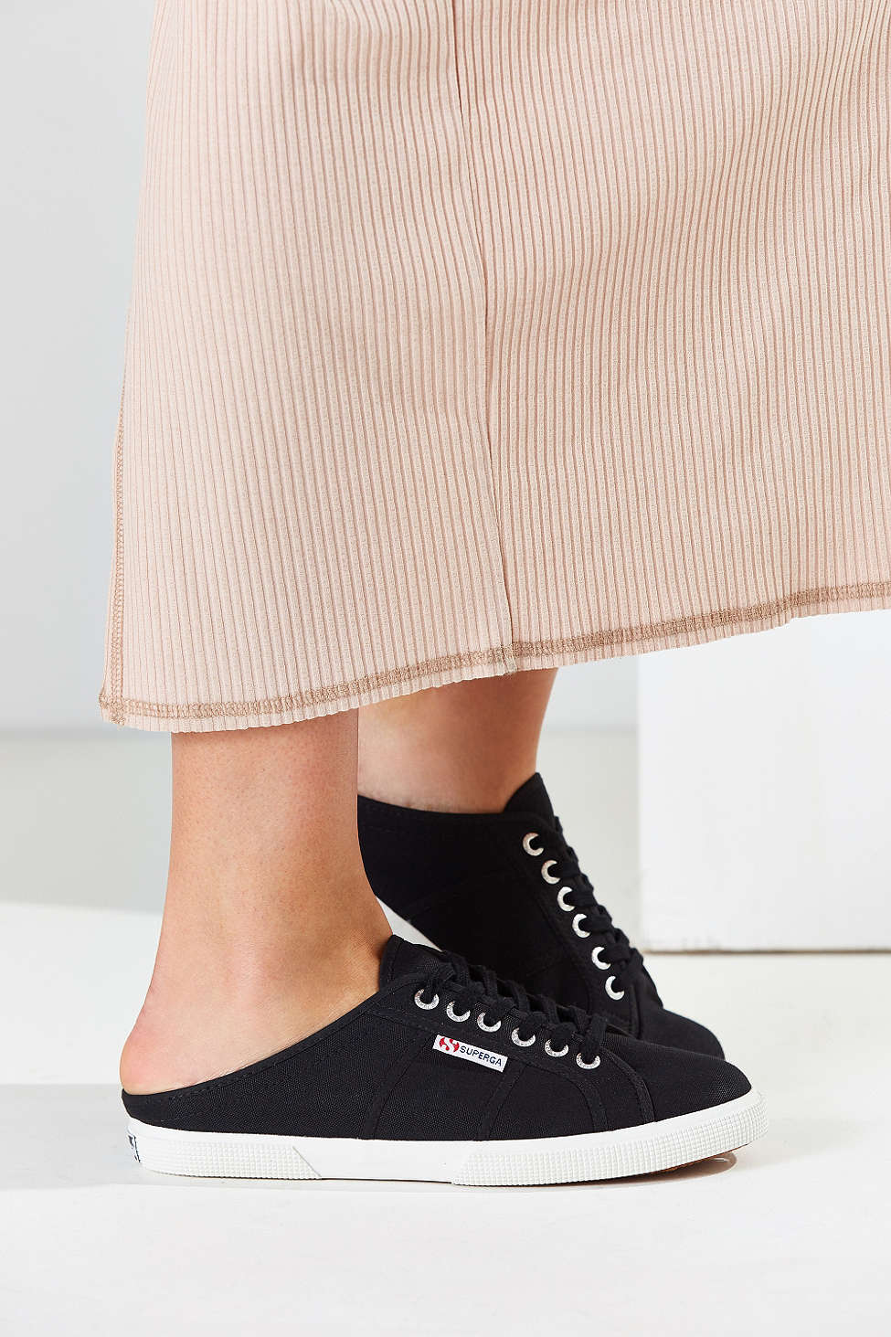 Superga Mule Sneaker. Available in two colors. Urban Outfitters. $65.