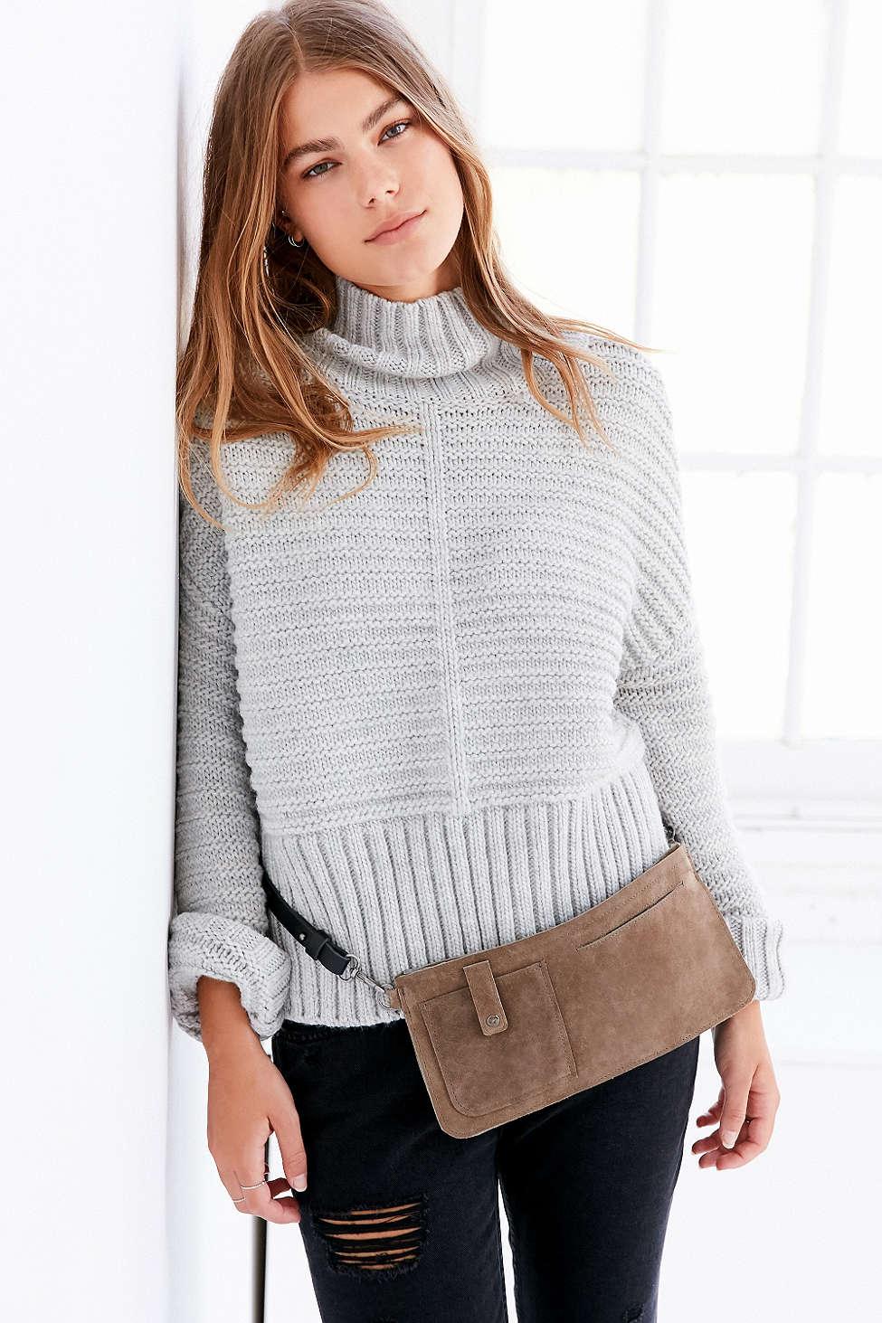 Kat Suede Sling Belt Bag. Urban Outfitters. $59.