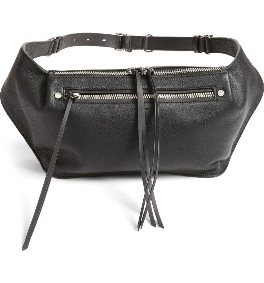 rag & bone Leather Belt Bag. Nordstrom. $450.