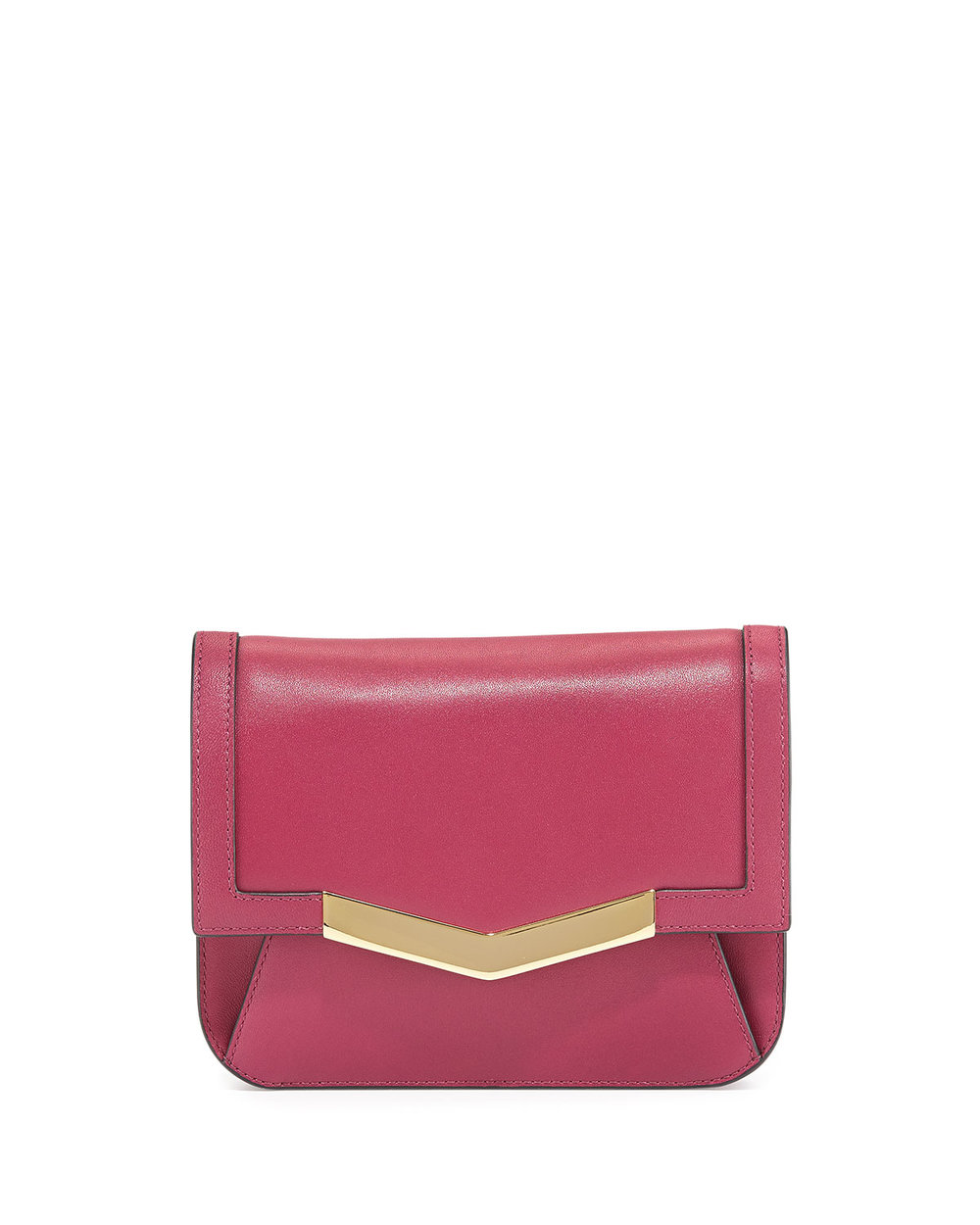 Time's ArrowCalfskin Chevron-Detail Belt Bag, Dahlia. Last Call Neiman Marcus. Was: $275. Now: $115 because the Friends and Family event is happening! 40% off for card holders w/ code: FRIEND40 or 30% off  for everyone until March 8th!