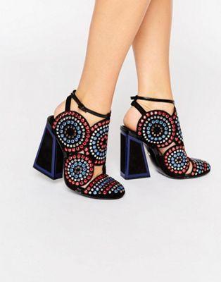 Kat Maconie Frida Embellished Heeled Shoes. ASOS. Was: $301. Now: $210.