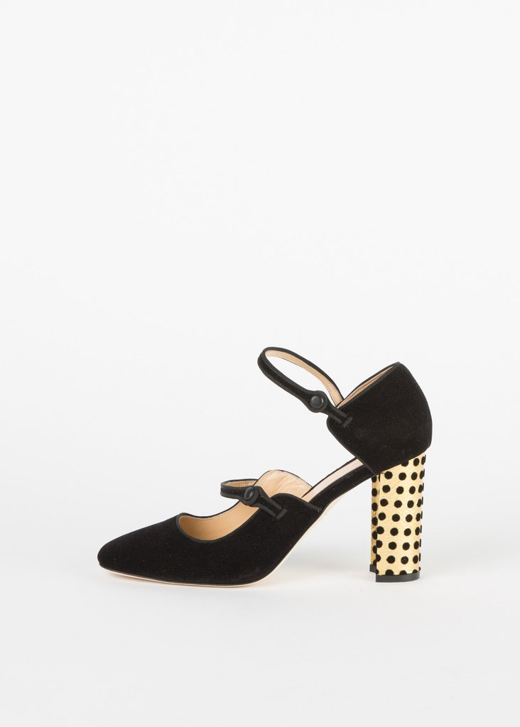 Watersnake Heel. Baby & Co. $558.