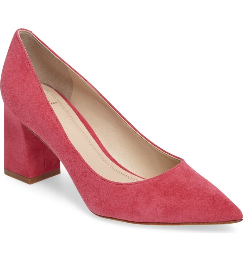 Marc Fisher Zala' Pump. Available in multiple colors. Nordstrom. $159-160.